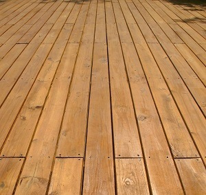 Charleston Deck Cleaning